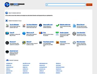 m.webstatsdomain.net screenshot