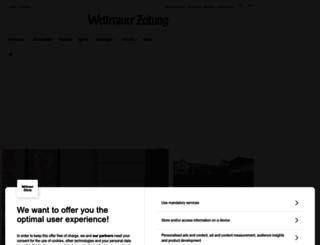 m.wetterauer-zeitung.de screenshot