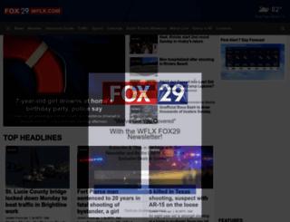 m.wflx.com screenshot