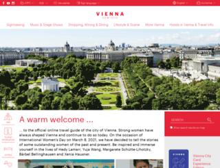 m.wien.info screenshot