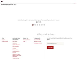 m.wineenthusiast.com screenshot