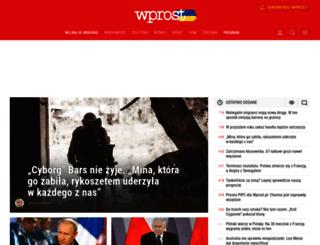 m.wprost.pl screenshot