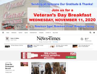 m.yorknewstimes.com screenshot