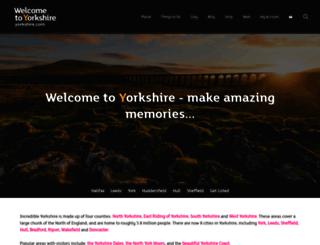 m.yorkshire.com screenshot