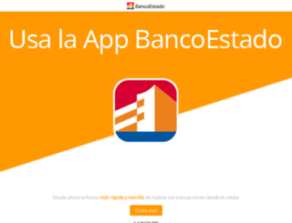 m1.bancoestado.cl screenshot