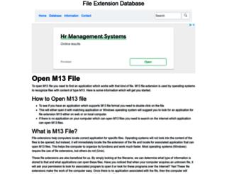 m13.extensionfile.net screenshot