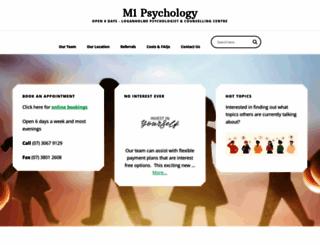 m1psychology.com screenshot