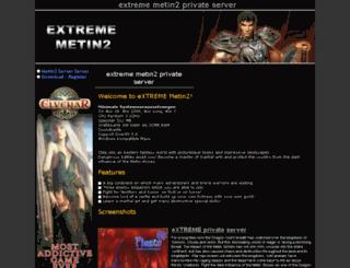 m2.free-private-servers.info screenshot