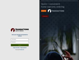m20.zipformonline.com screenshot