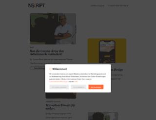 m2digital.at screenshot