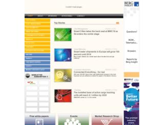 m2minsight.com screenshot