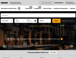 m2mos.ru screenshot