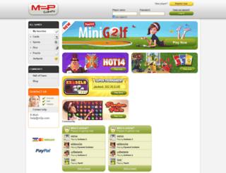 m2p.com screenshot