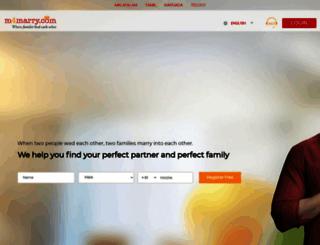 m4marry.com screenshot