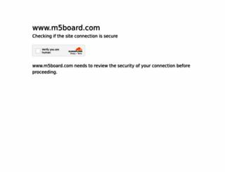 m5board.com screenshot