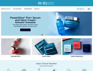 m61.com screenshot