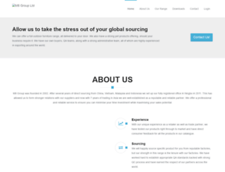 m8retail.com screenshot