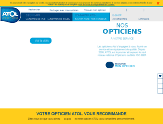 ma-creation-atol.com screenshot