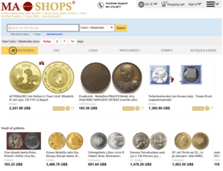 ma-shop.com screenshot