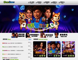 ma.gametower.com.tw screenshot