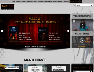maacindia.com screenshot