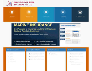 maansarovar.com screenshot