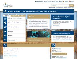 maasbracht.nl screenshot
