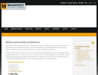 maashout.nl screenshot
