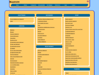 maastricht.allepaginas.nl screenshot