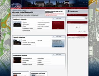 maastricht.city-map.nl screenshot