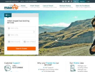 maatrip.com screenshot