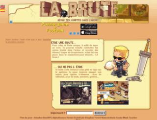 maax66.labrute.fr screenshot