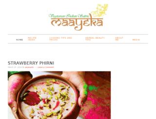 maayeka.blogspot.com screenshot