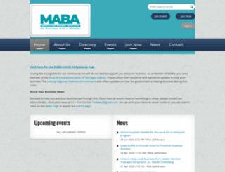 maba.biz screenshot