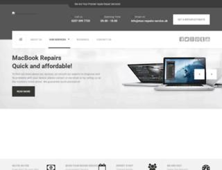 mac-repairs-service.uk screenshot