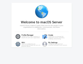 mac-server.sennett.dyndns.org screenshot
