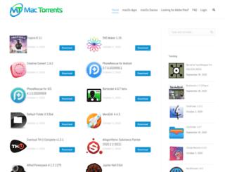 mac-torrents.com screenshot