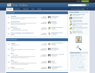 mac-video.fr screenshot