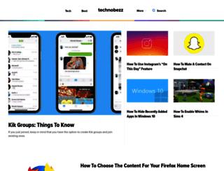 mac.blorge.com screenshot