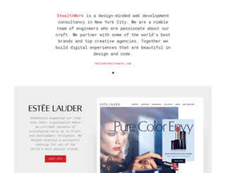 mac.stealthwerk.com screenshot
