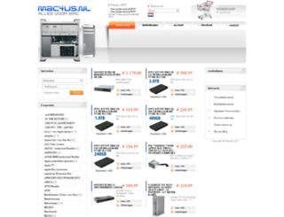 mac4us.nl screenshot