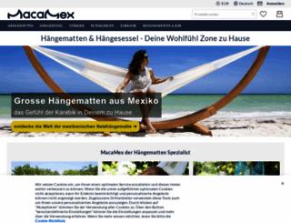 macamex.com screenshot