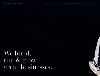 macandrewsandforbes.com screenshot