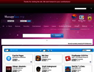 macappfans.org screenshot