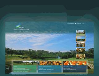 macaugolfandcountryclub.com screenshot