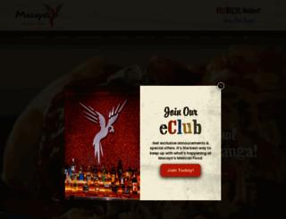 macayo.com screenshot