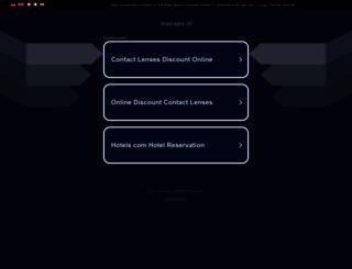 macaza.nl screenshot
