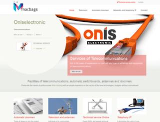macbags.net screenshot
