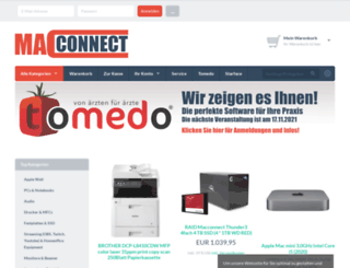 macconnect.de screenshot
