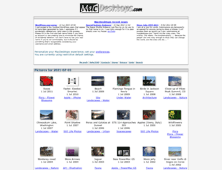 macdesktops.com screenshot